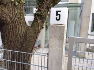 Hausnummernleuchte